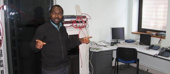 Diaspora – Victor Agbégnénou : un Zorro contre la fracture numérique